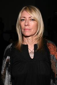 Kim Gordon at the Rodarte Fall 2008 fashion show.