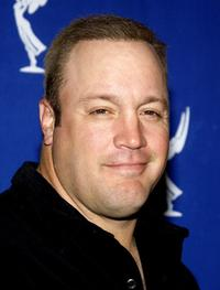 Kevin James at the Academy of Television Arts and Sciences presentation of Behind the Scenes of King of Queens.