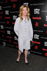 Producer Dede Gardner at the New York premiere of
