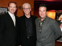 Richard Greenblatt, Ted Danson and Daniel Baldwin at the premiere of