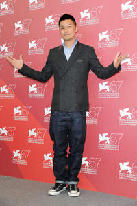 Shawn Yue at the photocall of