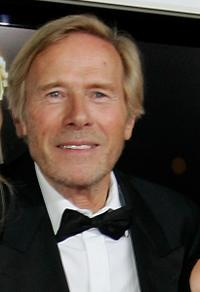 Horst Janson at the 42nd Goldene Kamera Awards.