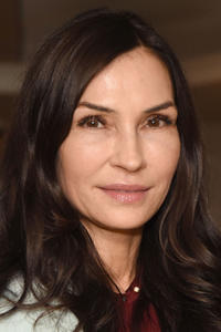 Famke Janssen at the press night after party for