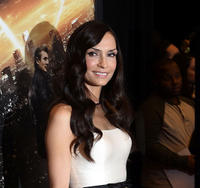 Famke Janssen at the New York screening of