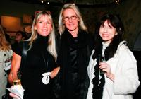 Karen Baldwin, Sarah Gore and Kathryn Dianos at the CHANEL Mobile Art and Committee of Professional Women event.