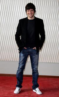 Fabio de Luigi at the photocall of