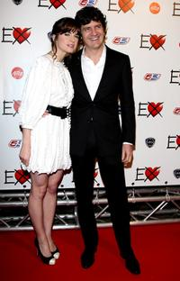 Cecile Cassel and Fabio de Luigi at the photocall of