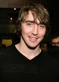 Lee Pace at the Pre Golden Globe Party.