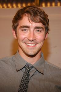 Lee Pace at the New York Television Festival premiere of