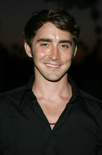 Lee Pace at the sneak preview of