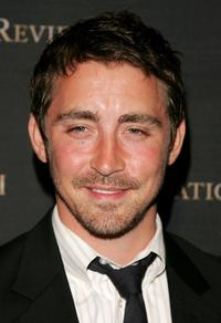 Lee Pace at the 2006 National Board Of Review Awards Gala.