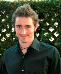Lee Pace at the premiere of