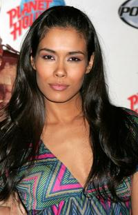 Daniella Alonso at the promotion of