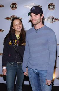 Rachel Leigh Cook and Daniel Gillies at the 103.1 Celebrates 103 Days in Los Angeles party.
