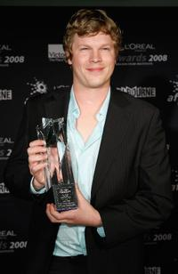 Luke Ford at the L'Oreal Paris 2008 AFI Awards.