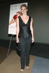 Jill Ritchie at the premiere of