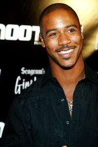 Brian J. White at the Smooth Magazines BET Awards After Party.