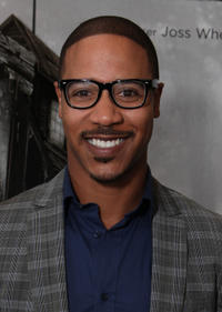 Brian J. White at the LA premiere of