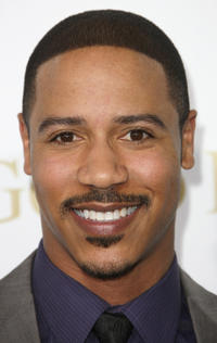 Brian J. White at the California premiere of