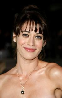 Lizzy Caplan at the Los Angeles premiere of