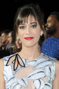 Lizzy Caplan at the California premiere of