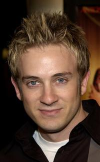 Tom Lenk at the premiere of