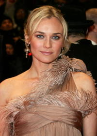Diane Kruger at the Berlinale premiere of