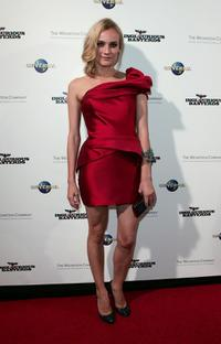 Diane Kruger at the Sydney Gala premiere of
