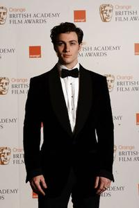 Aaron Johnson at the 2010 Orange British Academy Film Awards.