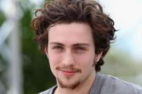 Aaron Johnson at the photocall of