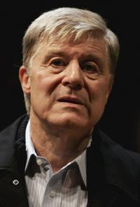 Martin Jarvis at the photocall of