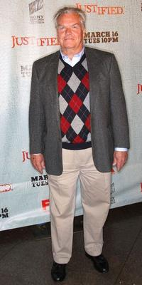 Peter Jason at the premiere of