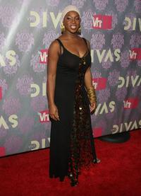 India.Arie at the 2009 VH1 Divas at Brooklyn Academy of Music.