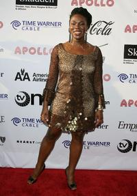 India.Arie at the Apollo Theater Fourth Annual Hall Of Fame Induction Ceremony.