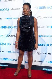 India.Arie at the 2010 BET Honors.