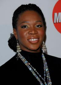 India.Arie at the 52nd Annual GRAMMY Awards Salute To Icons Honoring Doug Morris.