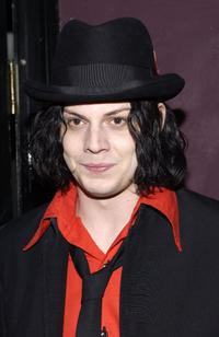 The White Stripes at the 46th Annual Grammy Awards.