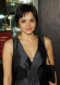 Norah Jones at the dinner of