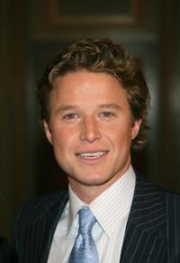 Billy Bush at the NBC's Winter Press Tour.