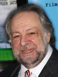 Ricky Jay at the screening of