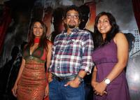 Kashmira Shah, Mahesh Manjrekar and Kranti Redkar at the unveiling of the first look and Web site for