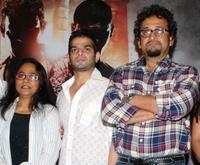 Seema Biswas, Karan Patel and Mahesh Manjrekar at the unveiling of the first look and Web site for