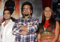 Karan Patel, Mahesh Manjrekar and Kashmira Shah at the unveiling of the first look and Web site for