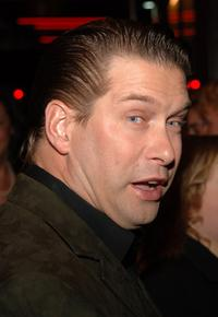Stephen Baldwin at the opening of