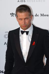 Stephen Baldwin at the amFar (American Foundation for Aids Research) benefit party in Mougins.