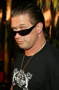 Stephen Baldwin at the premiere of