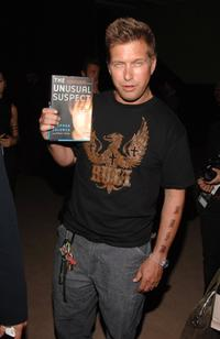 Stephen Baldwin at the Marc Jacobs Spring 2007 fashion show during Olympus Fashion Week.