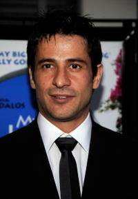 Alexis Georgoulis at the premiere of