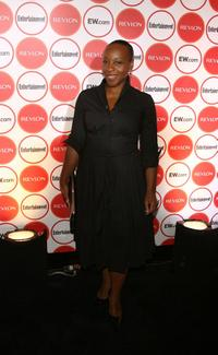 Marianne Jean-Baptiste at the Entertainment Weekly's 4th Annual Pre-Emmy Party.