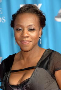 Marianne Jean-Baptiste at the 38th annual NAACP Image Awards.